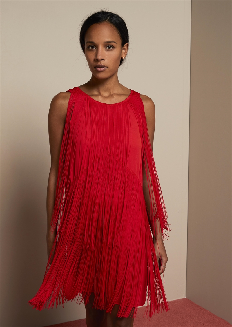 0c5df9ac1c41 Twist & Tango - Clair Fringe Dress - shoppa online hos Friendhs Visby