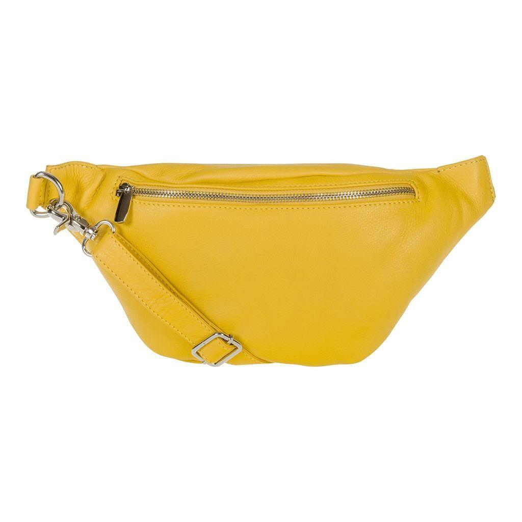 Yellow Bum Bag Depeche