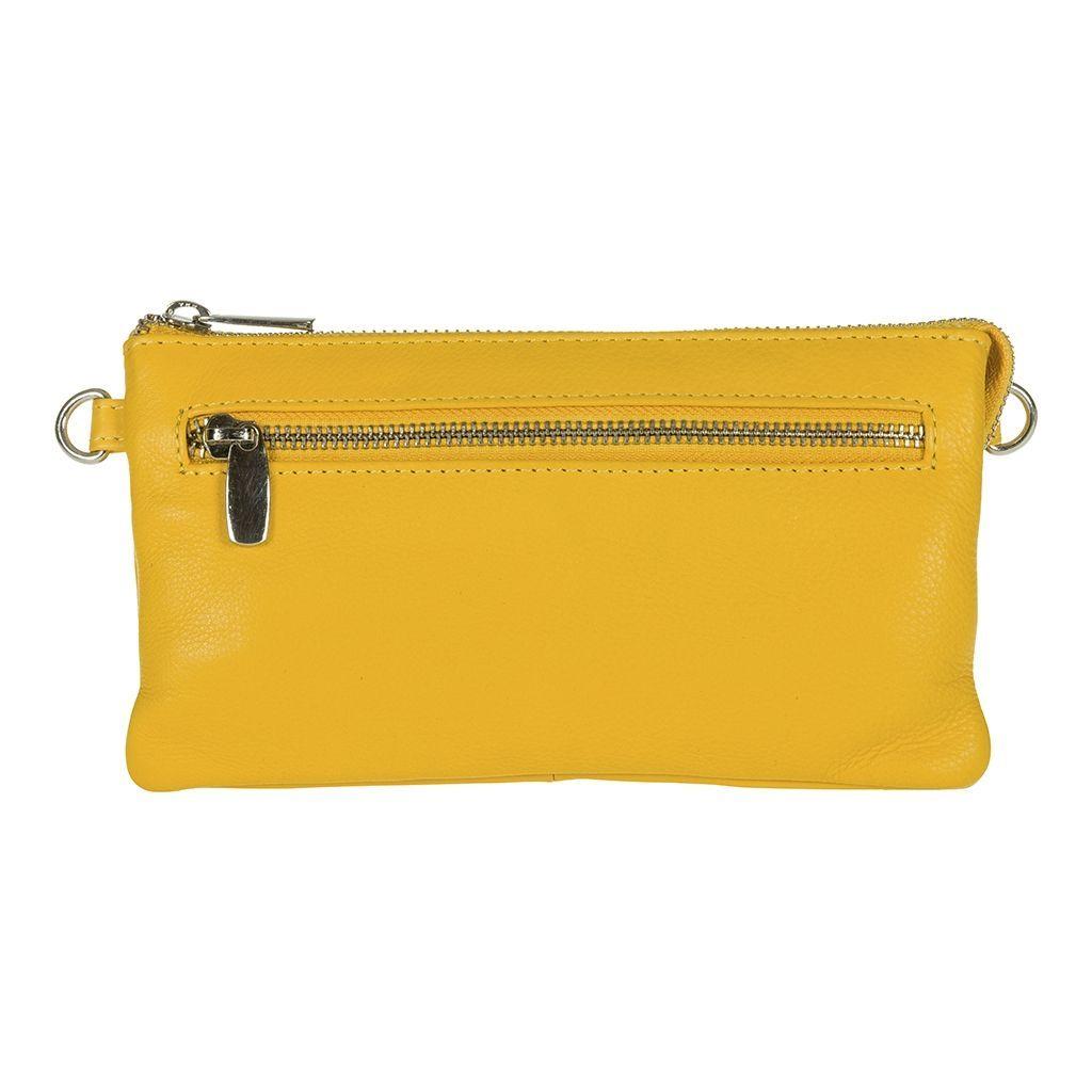 Small Clutch Yellow Depeche