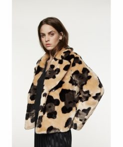 ANIMAL faux fur