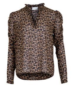 Leopardblus