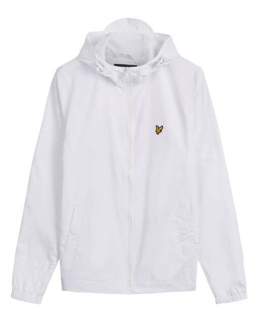 Zip Through hooded